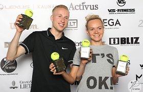 """Visi teniso mėgėjai kviečiami registruotis į """"Lexus taurė 2018"""" teniso turnyrą"""