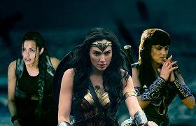 Žavingiausios visų laikų superherojės, su kuriomis susipykti nenorėtumėte