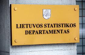 Vyriausybė pritarė Statistikos departamento vadovės atleidimui