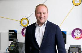 """""""Western Union"""" Lietuvoje vadovas: šalis išlieka patraukli paslaugų centrams"""