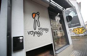 """""""Voyage Voyage"""" vadovas kreipėsi į teismą dėl bankroto bylos iškėlimo"""