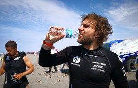 Dakaro ralio organizatoriai ruošiasi trauktis iš Pietų Amerikos?