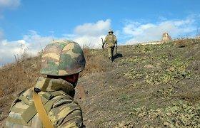 Kalnų Karabache sprogus minai žuvo 4 žmonės, Azerbaidžanas kaltina Armėniją