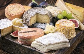 Testas: ar pažinsite bent 8 iš šių 10-ies sūrio rūšių?