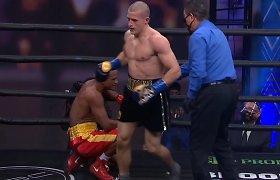 Lietuvos čempiono E.Stanionio ringe laukia vienas didžiausių karjeros iššūkių