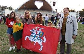 """Lietuvos ambasadorius Airijoje M.Gudynas: """"Man svarbu, kad mano keturi vaikai matytų ne tik save, bet ir savo valstybę"""""""
