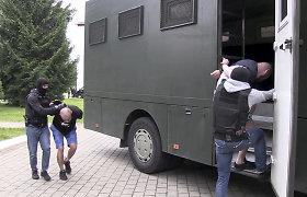 """Versija: """"Wagner"""" kovotojus į Minską surinko Ukrainos saugumo tarnyba, bet planą sužlugdė V.Zelenskio aplinka?"""