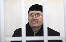 Kalinamas čečėnų aktyvistas pelnė Europos žmogaus teisių premiją