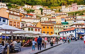 Ypač spalvingas žvejų miestelis Ispanijoje – Kudiljeras
