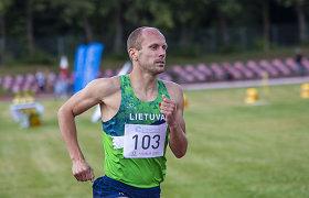 J.Kinderis Bulgarijos sostinėje pateko į finalą