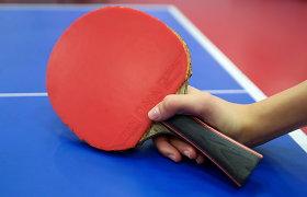 Lažybų skandalas stalo tenise: suimtas vyras, galėjęs nelegaliai susižerti pusę milijono