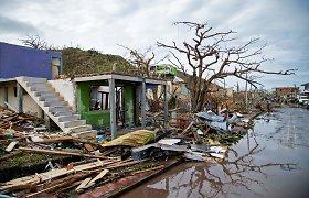 Centrinės Amerikos valstybės skaičiuoja audros Iota nuostolius, ieško žuvusiųjų