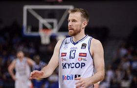 Martynas Gecevičius grįžta į Lietuvą: žais Utenoje