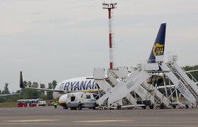 Planuojama mažinti triukšmo poveikį prie oro uostų
