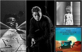 Aktorius D.Breivė paveikslus ir filmų plakatus kuria iš sapnų: pradėjo pardavinėti, svajoja apie parodą