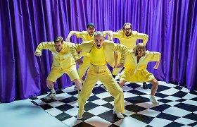 """Surenkite diskoteką savo namuose: """"The Roop"""" dalijasi eurovizinio šokio pamoka"""