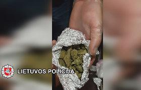 Ugniagesys įtariamas narkotikų platinimu Šalčininkų rajone