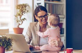 """Psichologė apie mamų siekį būti tobula visose srityse: """"Jos pačios sau kelia tuos reikalavimus iš nerimastingumo ar nepasitenkinimo savimi"""""""