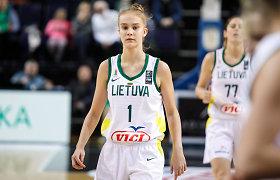 Vilčių nebeliko: Lietuvos krepšininkės krito ir Turkijoje