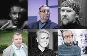 Žinomų Lietuvos poetų patarimai debiutuojantiems rašytojams