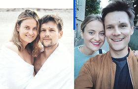 Kūrėjų pora R.Jusionytė ir L.Marcišauskas: apie nelabai legalų pirmą bučinį ir labiausiai jaudinančią savybę