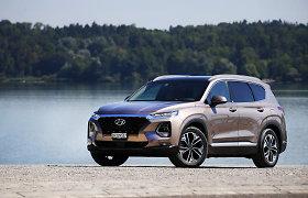 """""""Hyundai Santa Fe"""""""