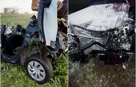 """Bus teisiamas """"Mercedes"""" vairuotojas, vasarą Plungės rajone pražudęs jogos mokytoją ir vienuolę"""