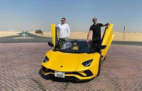 SEL ir Soliaris vėl suvienijo jėgas: pristato vaizdo klipą, filmuotą Dubajuje