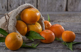Kiek mandarinų rekomenduojama suvalgyti per dieną?
