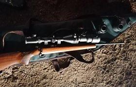 Neteisėtai stirną nušovę medžiotojai bandė sabotuoti tyrimą, bet galiausiai pralaimėjo