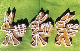 Ruošiamės Velykoms: 15 žaismingų ir skanių sausainių receptų