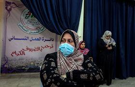 """Šaltiniai: """"Hamas"""" šią savaitę rinks naują Gazos Ruožo vadovą"""