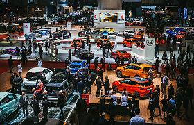 2021 metų Ženevos automobilių paroda atšaukta