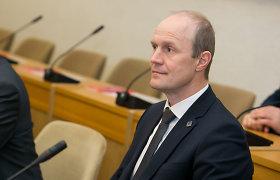 Vilkaviškio rajono meras pranešė, kad koronavirusas pasiekė ir jį