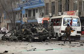 Talibanas ir Afganistano pajėgos paskelbė paliaubas Id al Fitro šventės proga