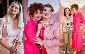 R.Dominaitytė pakvietė į rožinį teatro sezono atidarymą: su L.Kalpokaite į karantiną žvelgs šmaikščiai