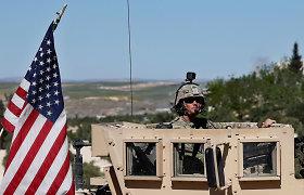 JAV įklimpo Sirijoje. Gal jau metas trauktis?