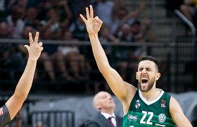 Kaunas, Stambulas, NBA: Vasilije Micičius kelsis į stipriausią lygą
