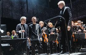 Ten Walls kartu su Lietuvos valstybiniu simfoniniu orkestru dovanoja kalėdinę koncertinio filmo premjerą