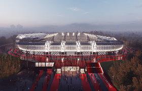 Nacionalinio stadiono statybų sutartį planuojama pasirašyti po dviejų savaičių