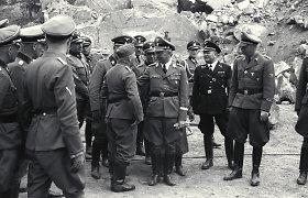 Nacių vadas, kuris nesislapstė, išvengė bausmės ir iki mirties gavo Vokietijos pensiją