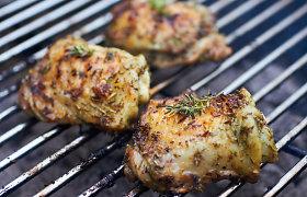 Ekspertas primena mėsos marinavimo gudrybes ir dalijasi originaliais receptais