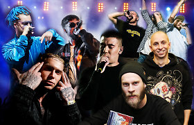 Hiphopo senbuviai – apie situaciją Lietuvoje: repui iškasėme duobę?