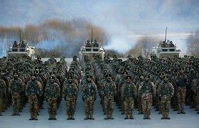 Tarp Indijos ir Kinijos karių ginčijamame pasienyje įvyko nauja konfrontacija