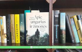 """""""Vilnius skaito"""" skaityklos renginiuose – knygų apie gamtą populiarumo fenomenas ir pagalba knygų vaikams ieškantiems tėvams"""