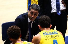 """""""Maccabi"""" treneris """"Žalgirio"""" šansus dėl ketvirtfinalio įžiūri – tad kokie jie?"""