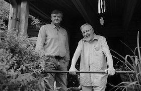 """Ukrainiečių režisierius S.Loznica kuria filmą apie """"Misterį Landsbergį"""": jis svarbus pasaulio istorijai"""
