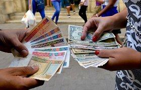 Nuo sausio 1 dienos Kuba atsisakys konvertuojamojo peso