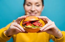 Greitojo maisto restoranai į meniu įtraukia veganiškus patiekalus: sveikiau ir žmogui, ir aplinkai