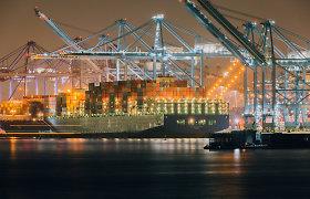 Krovinių gabenimo krizė: laukite augančių prekių kainų